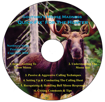 Quick Fix for the Hunter DVD Content
