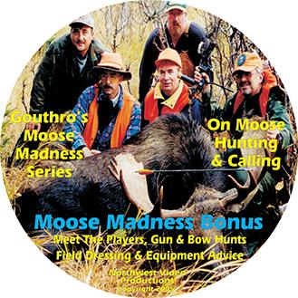 Moose Madness Series Disk 4 - Bonus Material