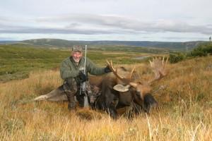 3 Bob Foulkrod With  Moose