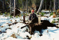 5  Peter Brown With Fine Bull