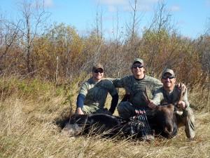 9 Brett Bodnarchuck Dad's Moose