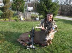 Carlos Pinho With Very Nice Buck!
