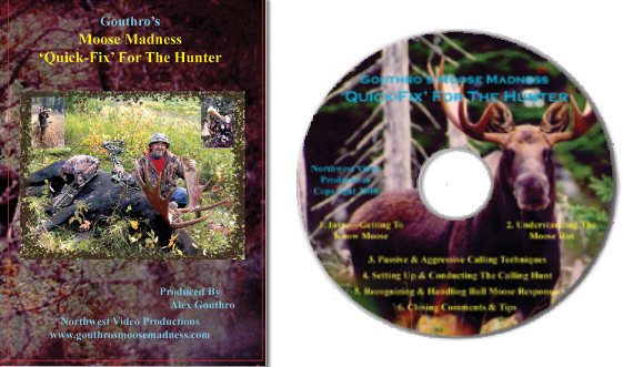 Moose Madness 'Quick-Fix' DVD