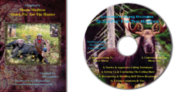 Moose Madness 'Quick Fix' Disk